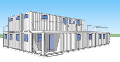 Falcon Container-Based Headquarters