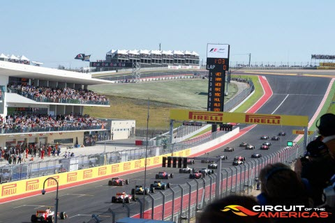 Circuit of the Americas = Positive Texas Economic Impact