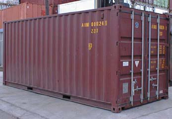 Storage container for agriculture and livestock