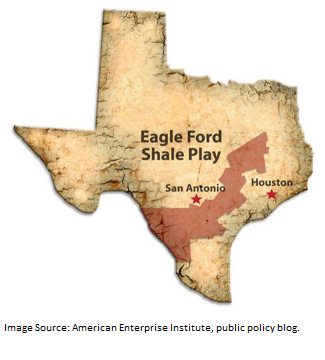 Eagle Ford Shale Will Become World's Largest Oil and Gas Development