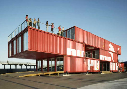 Shipping Containers and Sustainability, Pt. 1