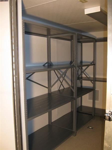 interior shelving