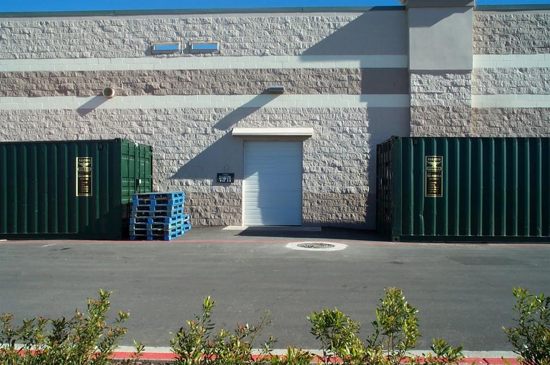Walmart storage