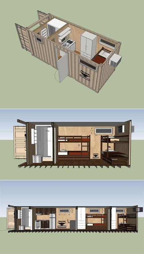 Beautiful Conex Home Designs Images - Interior Design Ideas ...