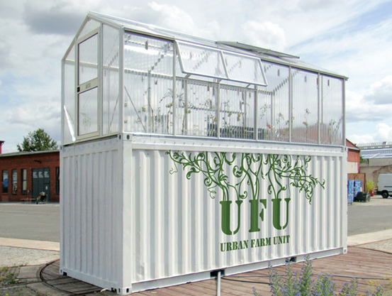 steel shipping containers for city farm