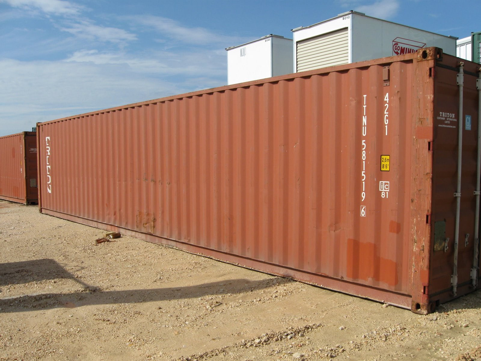repurposed shipping containers