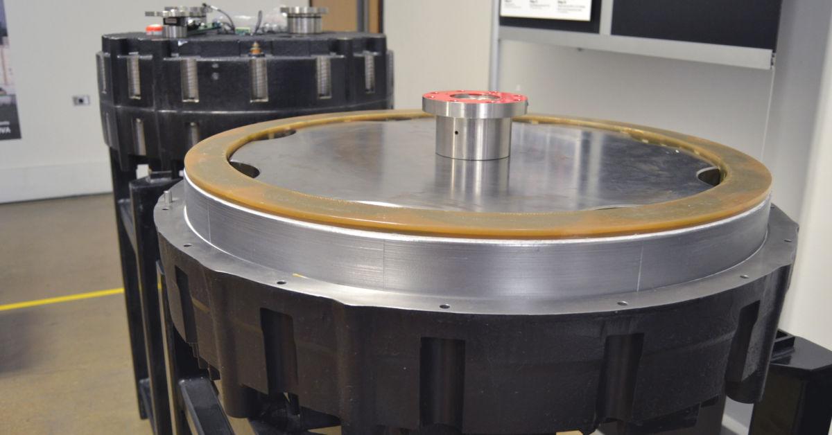 Active Power's flywheel UPS solution