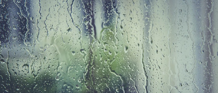 Condensation and mold can develop in unventilated joins.