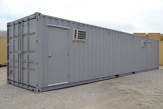Click to learn more about onsite storage containers for tools and materials.