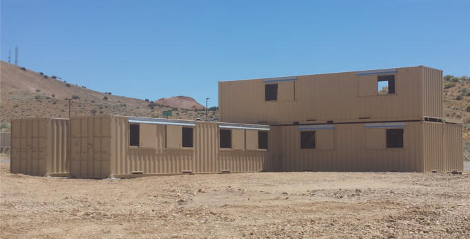Click to learn more about shipping container training facilities.