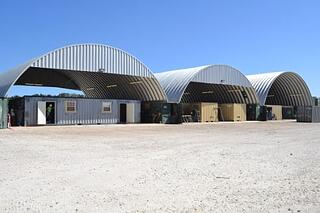 Falcon Structures Manufacturing Facility