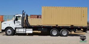 Shipping Container Transportation