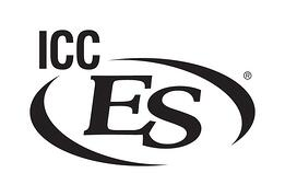 Offical logo for the ICC's Evaluation Service