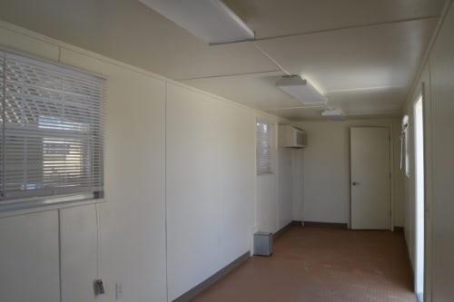 40ft Living Box Interior