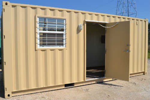 20ft Shipping Container Office