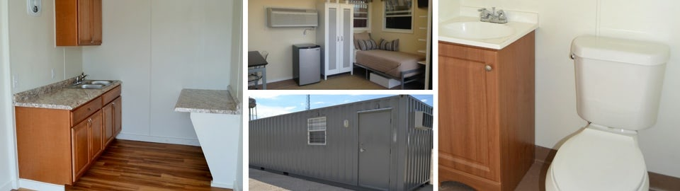 Workforce Shipping Container Housing