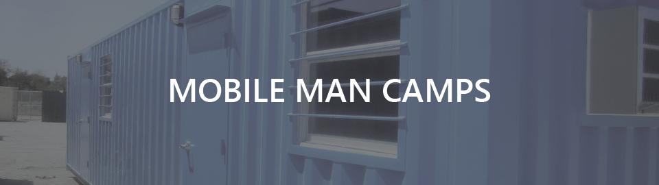 Banner: Mobile Man Camps for Kinder Morgan