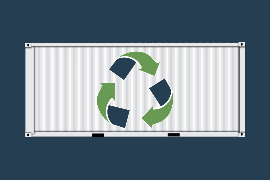 Green Shipping Containers & Eco-Friendly Building