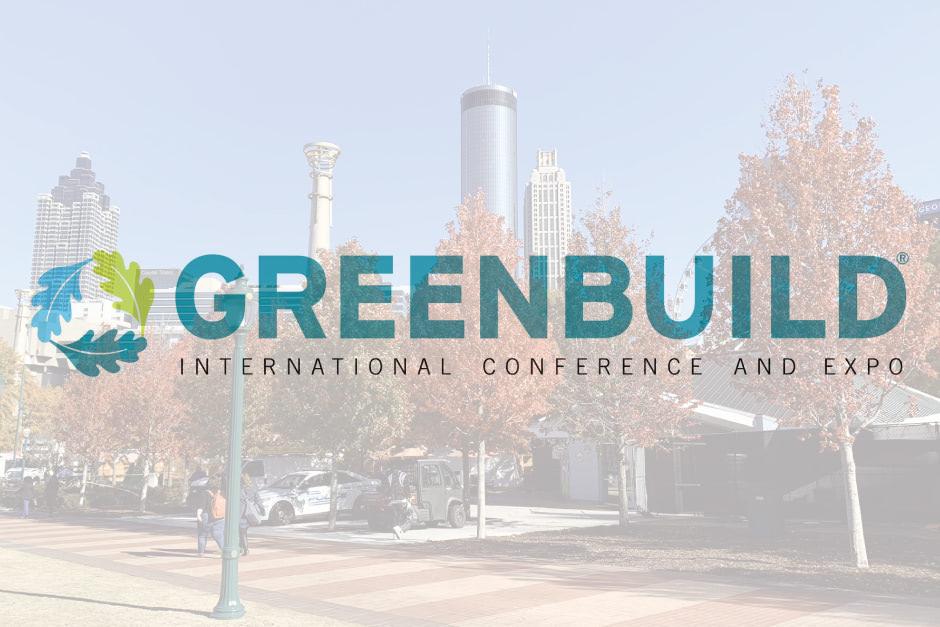 Recapping Greenbuild 2019