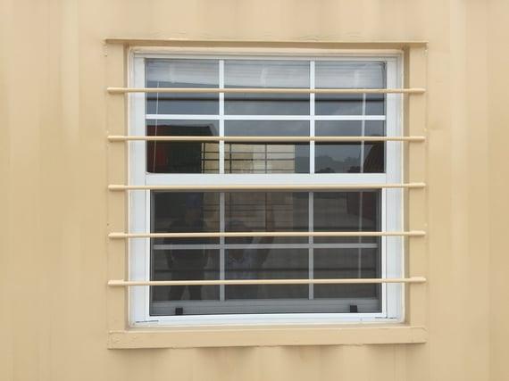Burglar Bar Window