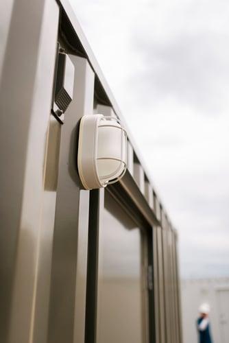 Exterior Security Light