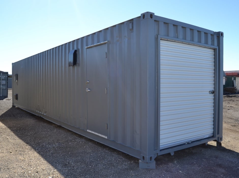 Portable Storage for Construction and Manufacturing
