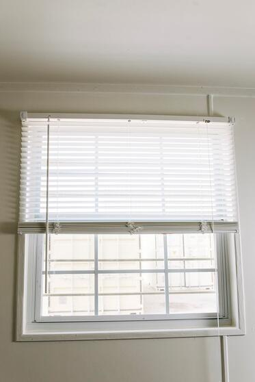 Shipping Container Standard Window with Blinds