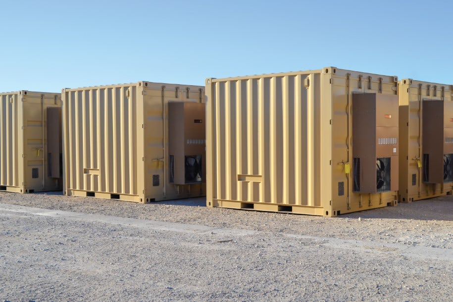 Shipping Container as a Server Room