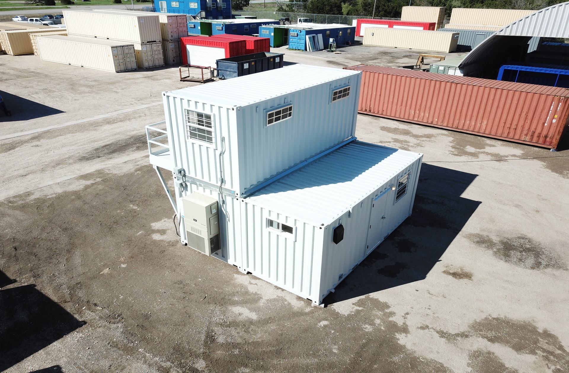 two_story_shipping_container_floorplan
