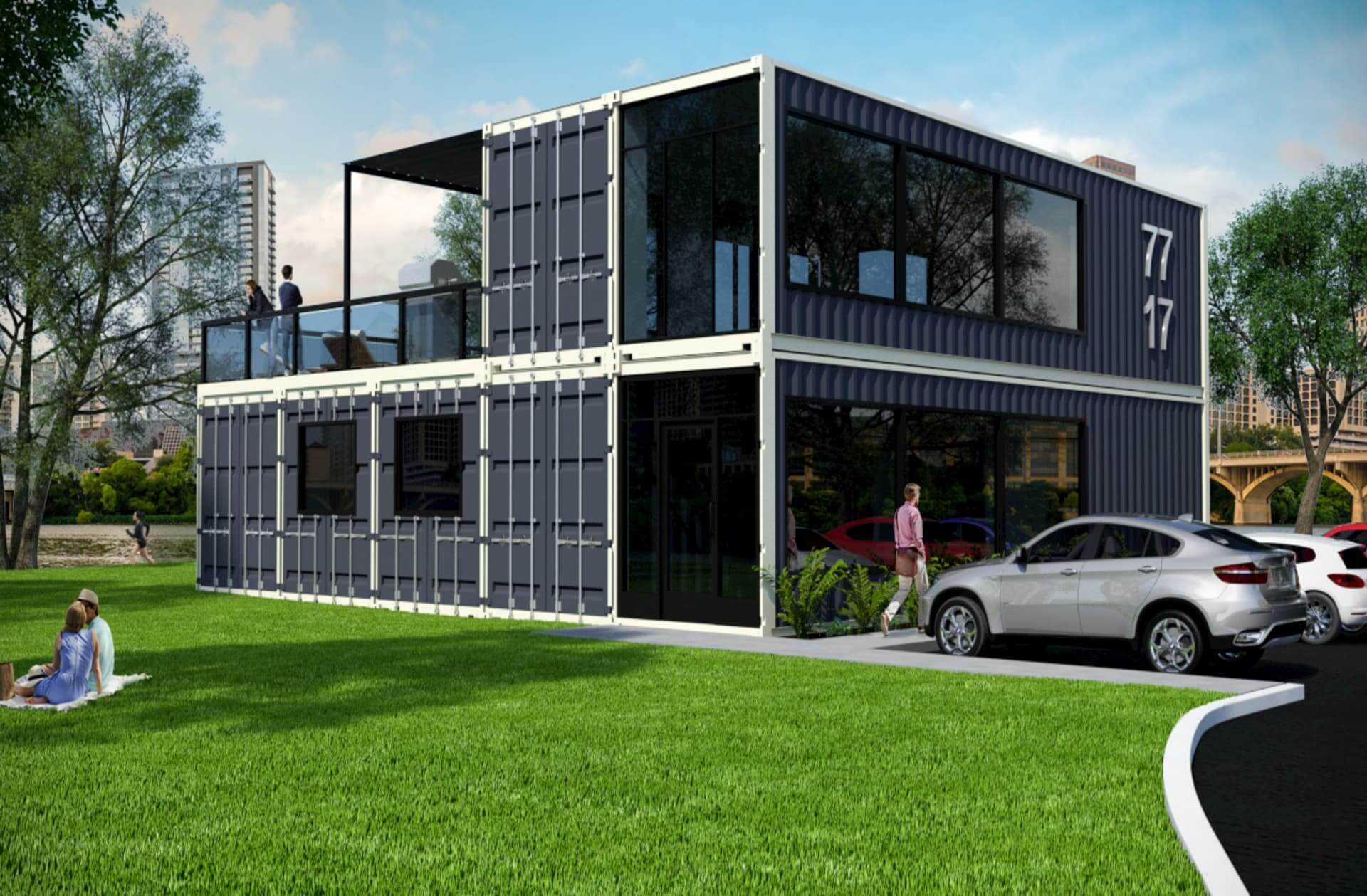 rendering-of-multi-container-building