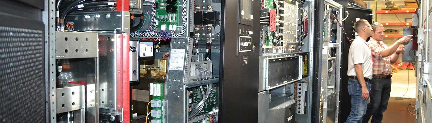 IT control room