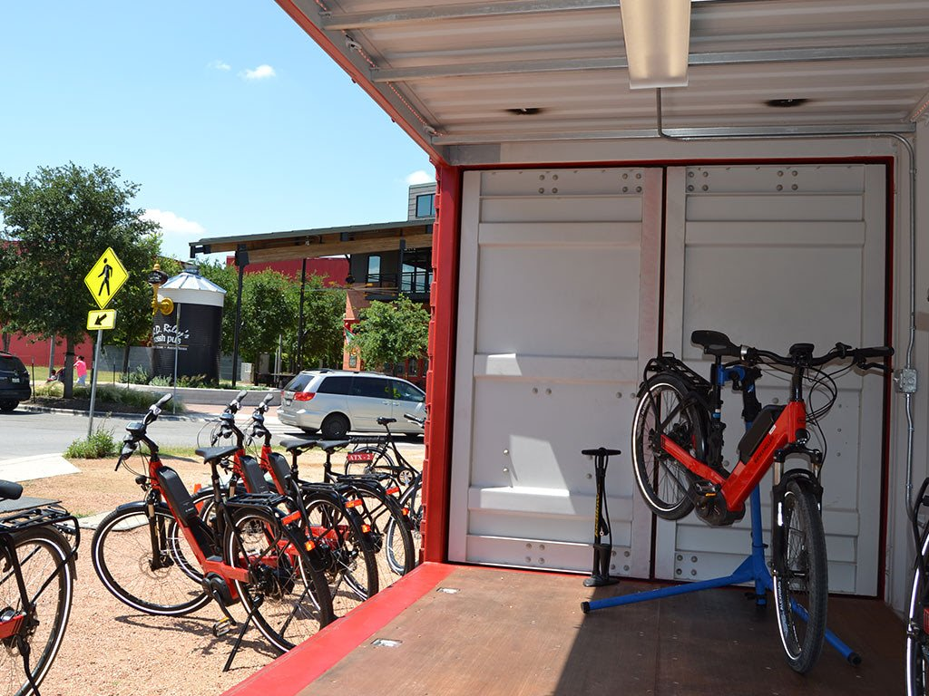 Bike retailer