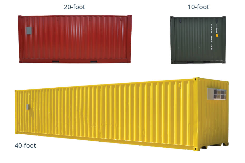 Your Guide To Different Types Of Containers
