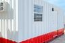 Office Trailers vs. Ground Level Office Containers: What's the Difference?