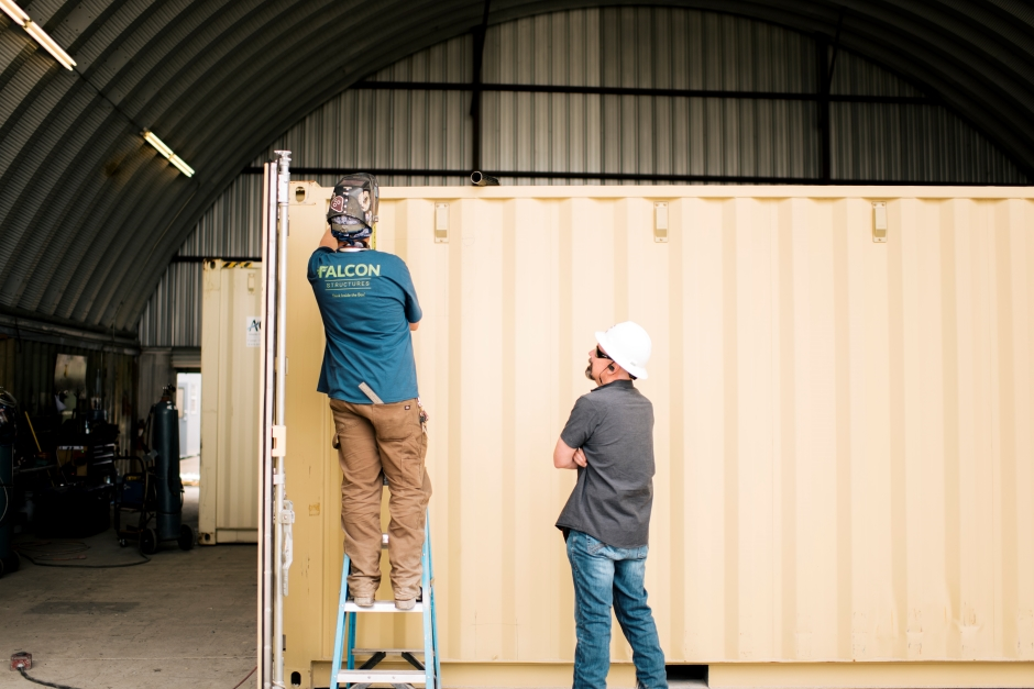 How Does a Shipping Container's Longevity Help Businesses