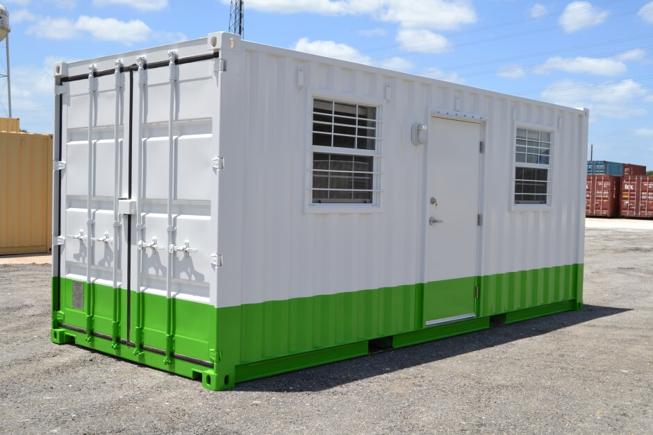 Shipping Container Office-1