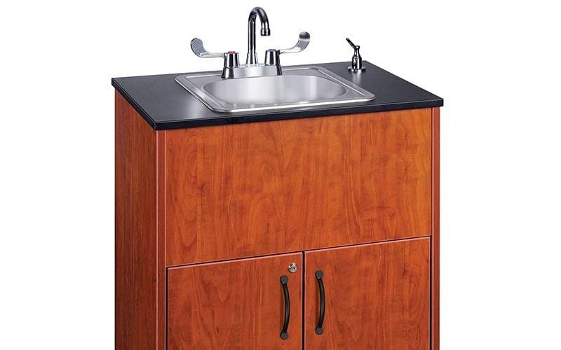 Plumbing Premier Series Cherry Finish