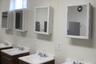 ADA Compliant Restroom Layout for Conex Mobile Bathrooms