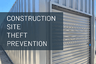 The Project Manager's Guide to Construction Site Theft Prevention