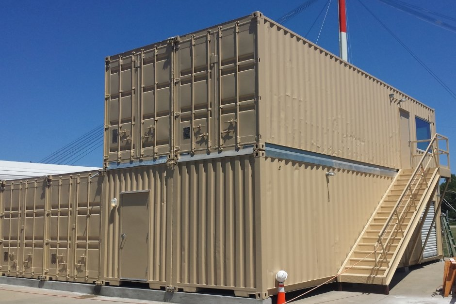 Building-with-Multiple-Shipping-Containers