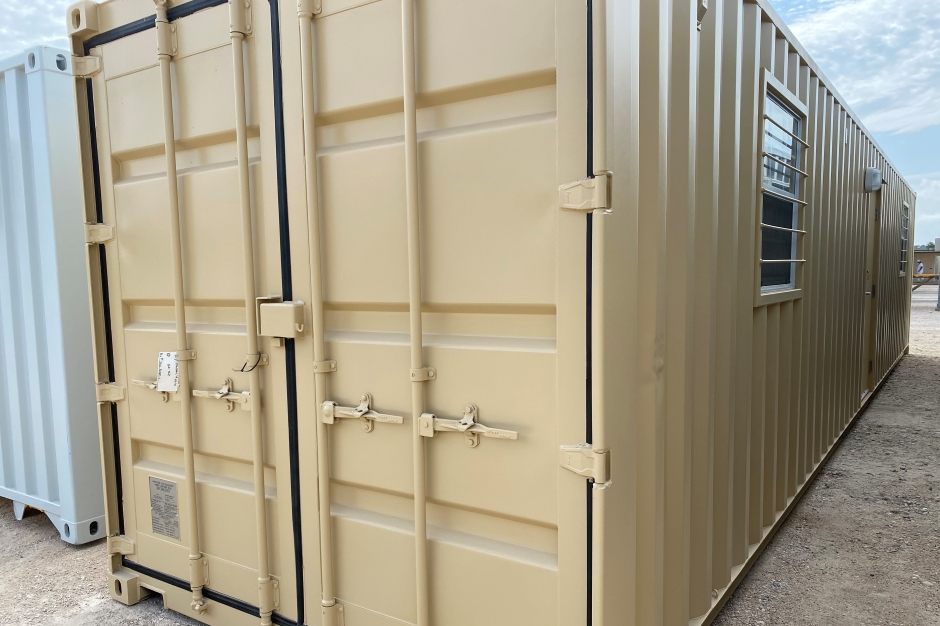 Built-In-Shipping-Container-Locks