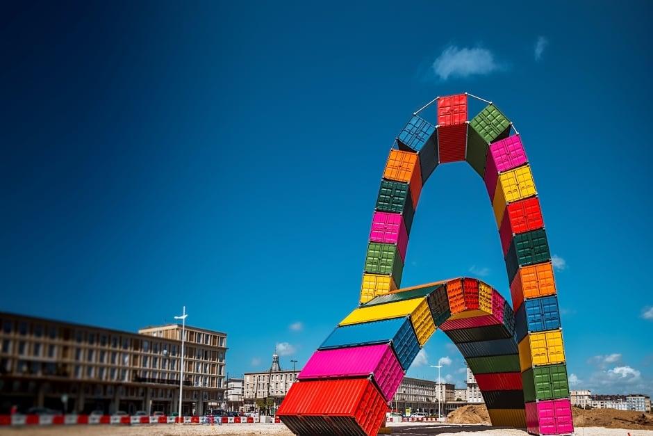 Catene-de-Containers-Le-Havre-France