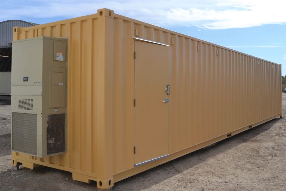 Shipping-Container-Climate-Control-For-Industrial-Equipment