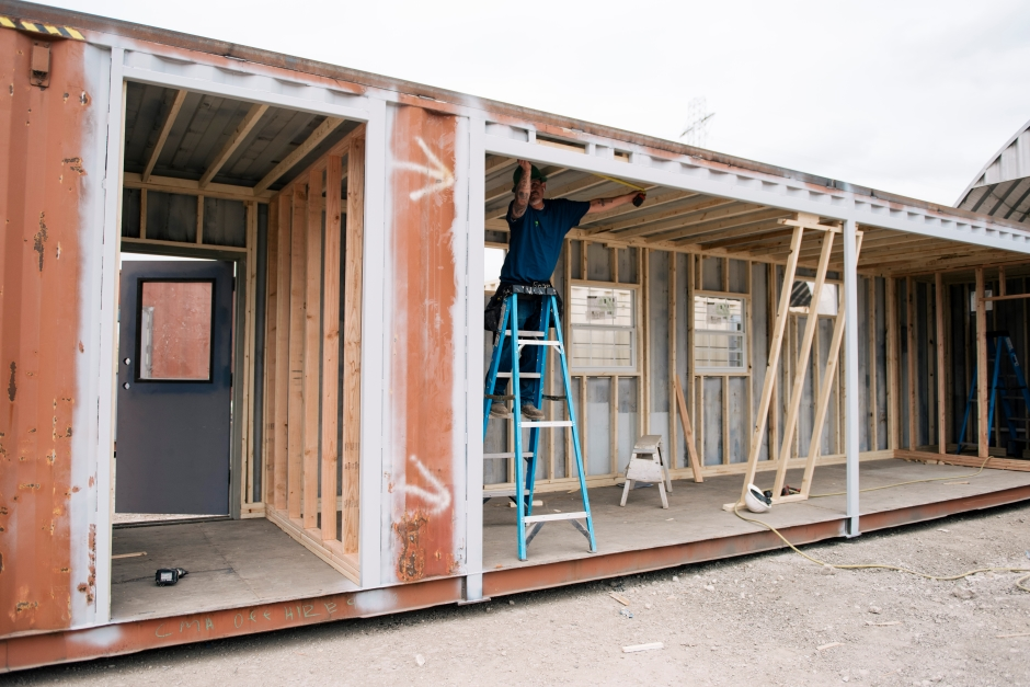 Steel-vs-Wood-Framing-Shipping-Containers