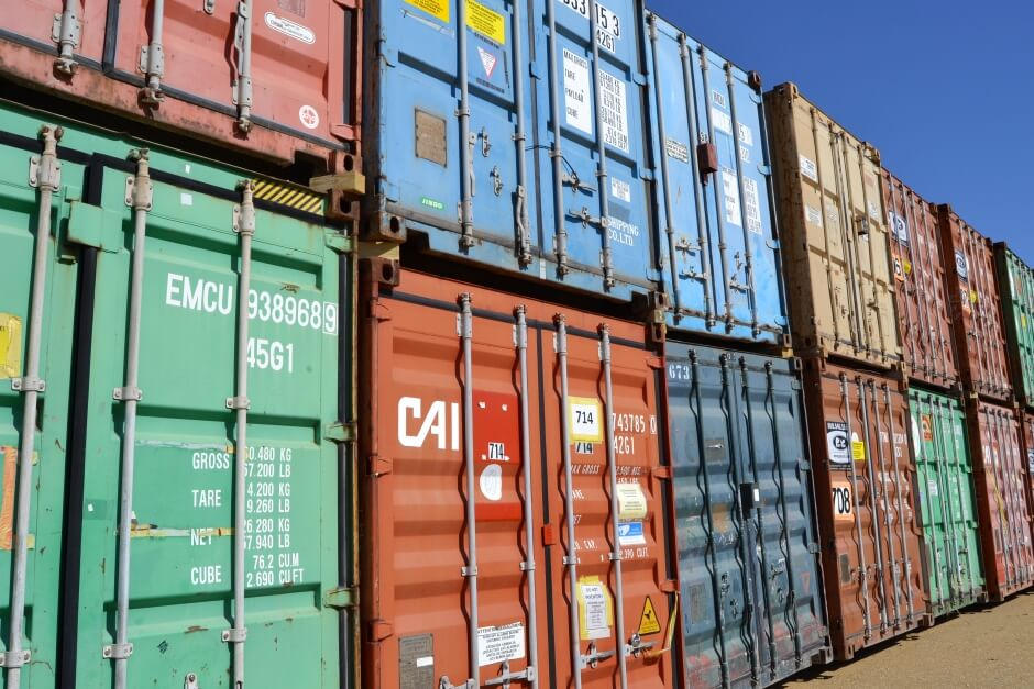 common-shipping-container-terms