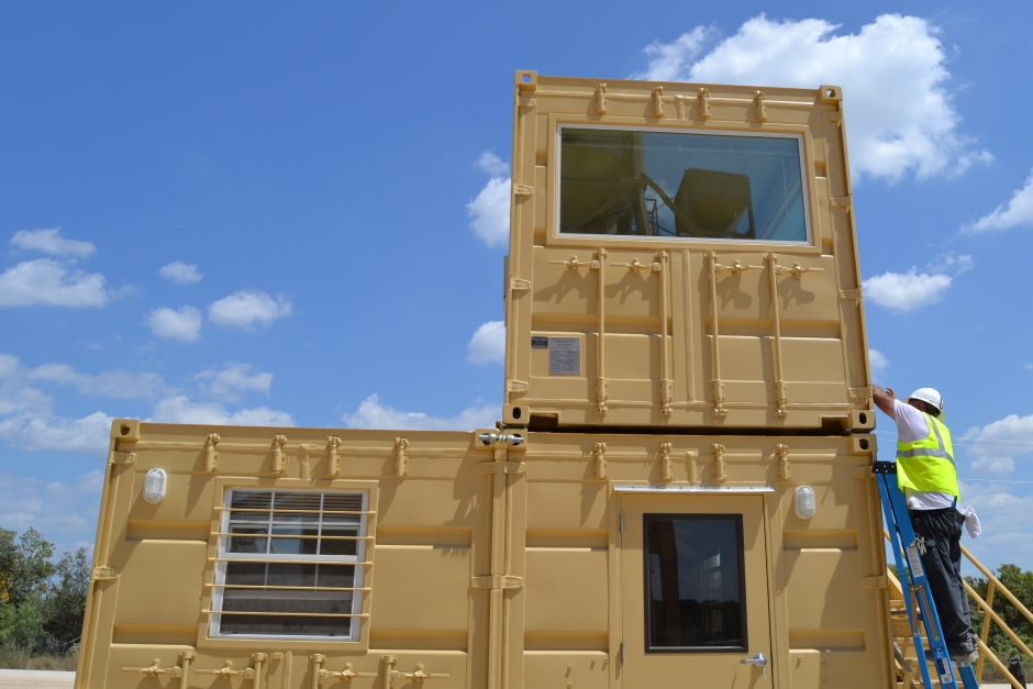 multi-container-building