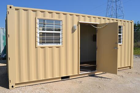 office-shipping-container