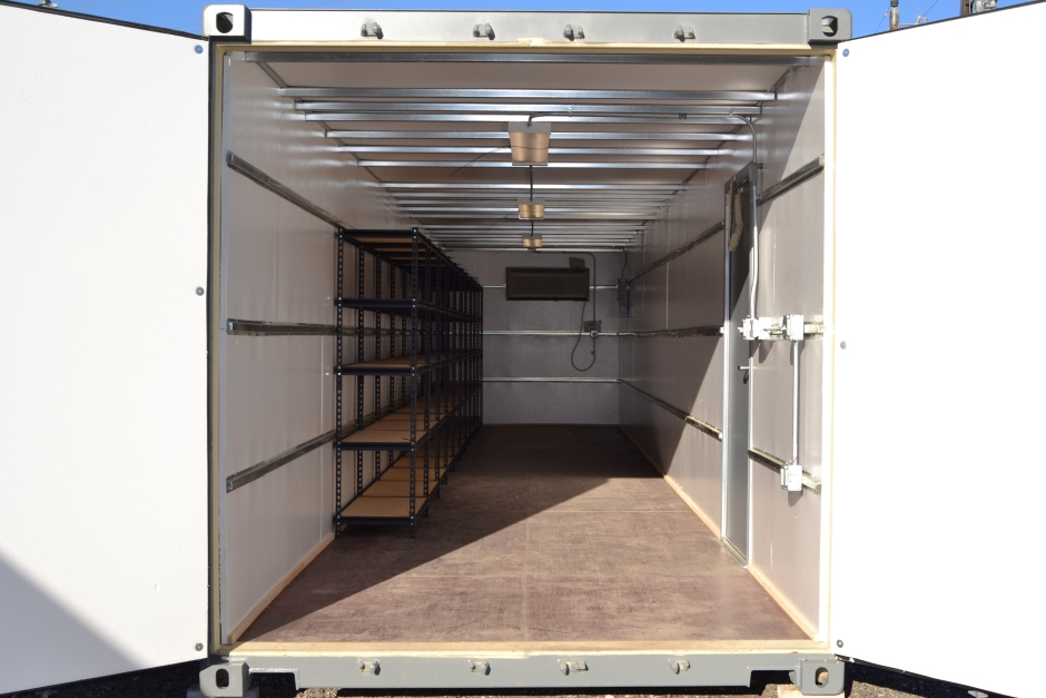 temperature-control-shipping-container