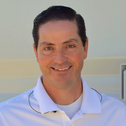 Brian Dieringer. Falcon Structures' Executive Vice President of Products