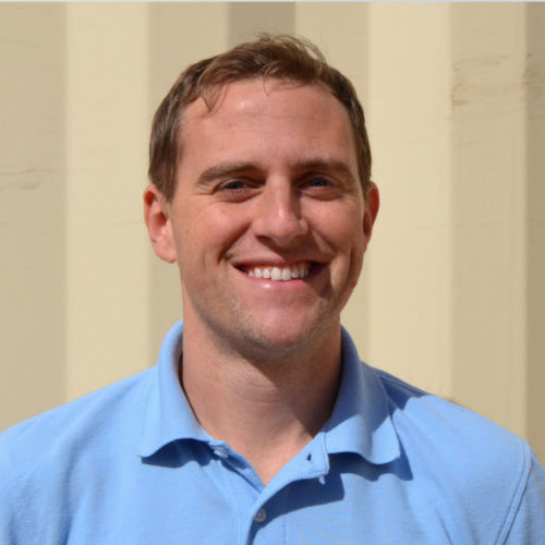 Mike Combs, Falcon Structures' Director of Sales